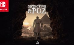 Detective Puz for Nintendo Switch!